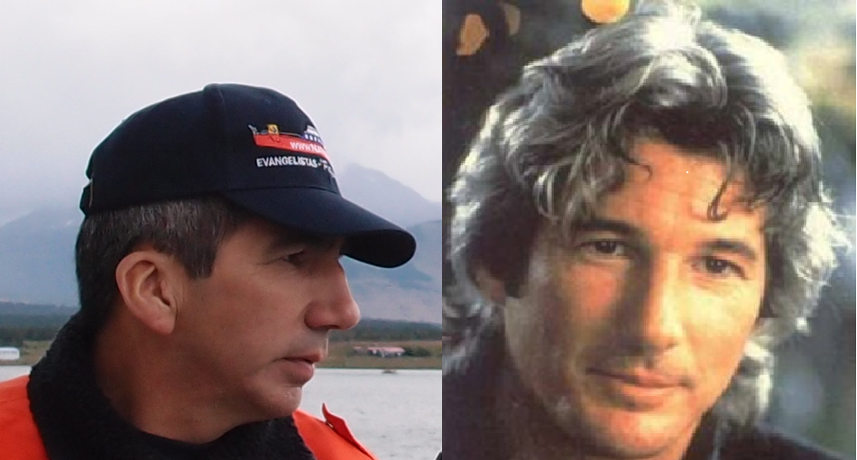 Chilean Richard Gere