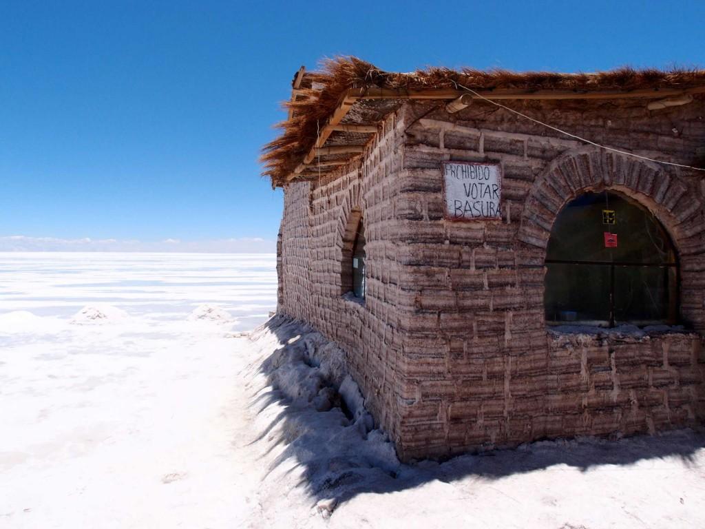 Salt Hotel, Uyuni