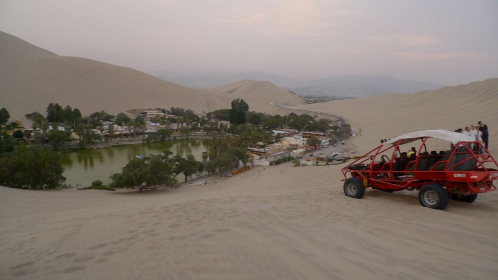 Dune Buggy Huacachina